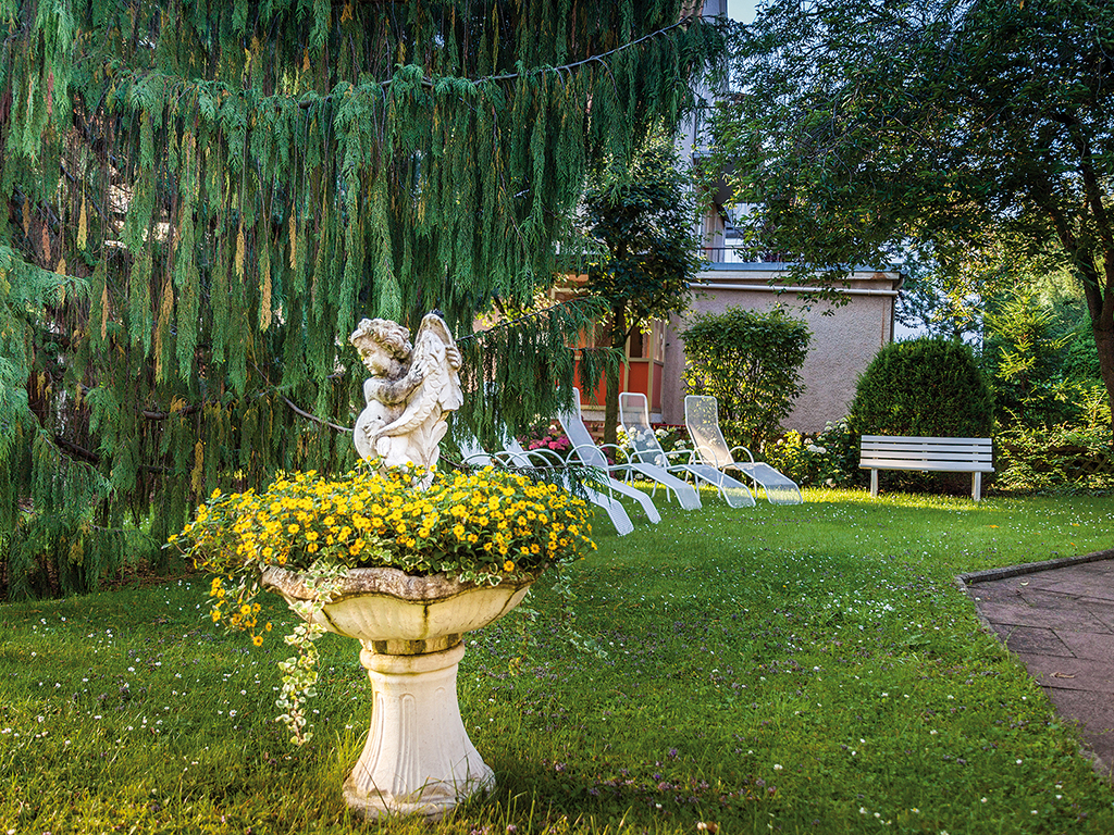 Vitalhotel am Stadtpark::Impressionen aus dem Hotel
