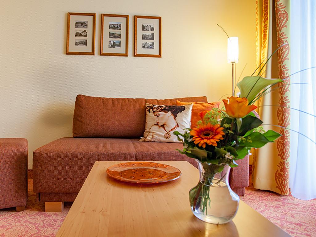 Vitalhotel am Stadtpark::Unsere Suiten